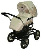 Прогулочный блок коляски для новорожденных Ecobaby Safari. Новинка. Самая теплая коляска на зиму, накидка имеет тройное утепление.