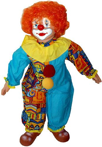 Детский карнавальный костюм Клоуна на 7-10 лет, рост 120 ... - photo#12