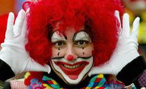 Детский карнавальный костюм Клоуна на 7-10 лет, рост 120 ... - photo#33