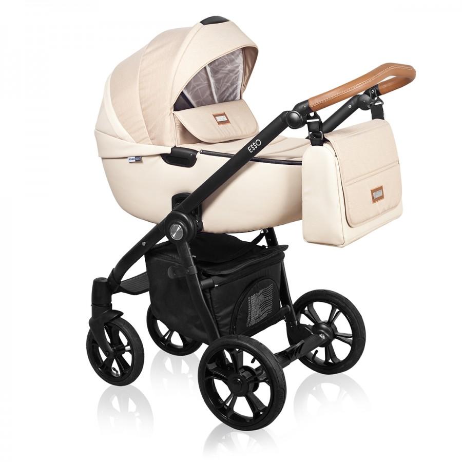 Roan Esso 2 в 1, Детская коляска для новорожденных, на поворотных колесах, 2 в 1 Roan Esso - Роан Эссо. Новинка 2018. Цвет D1