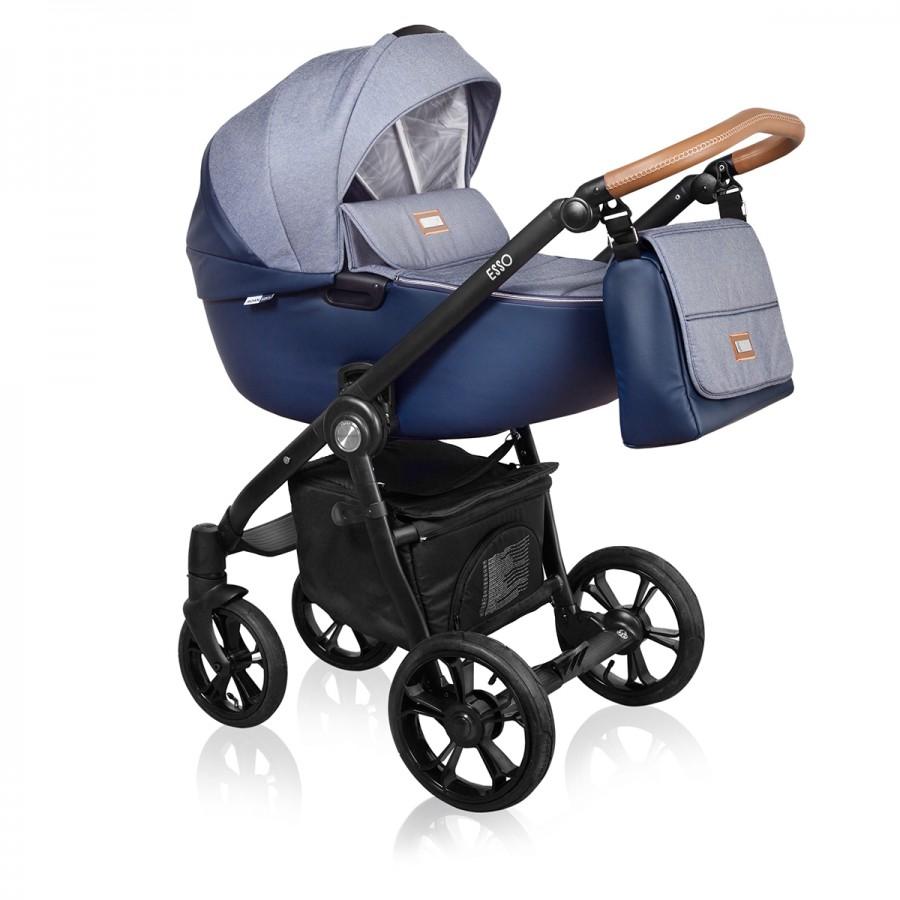 Roan Esso 2 в 1, Детская коляска для новорожденных, на поворотных колесах, 2 в 1 Roan Esso - Роан Эссо. Новинка 2018. Цвет D3
