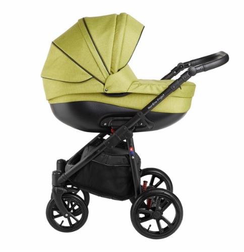 Noordline Olivia Sport 2 в 1 коляска для новорожденых цвет Green