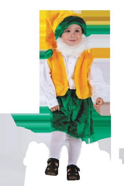 Костюм гномика на мальчика своими руками фото