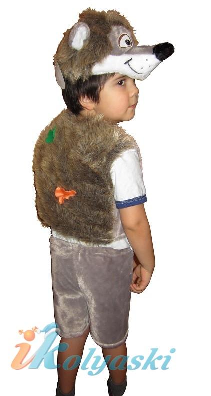 Костюм ежика, костюм ёжика, Детский карнавальный костюм ежика, костюм ежика для мальчика, детский костюм ежика