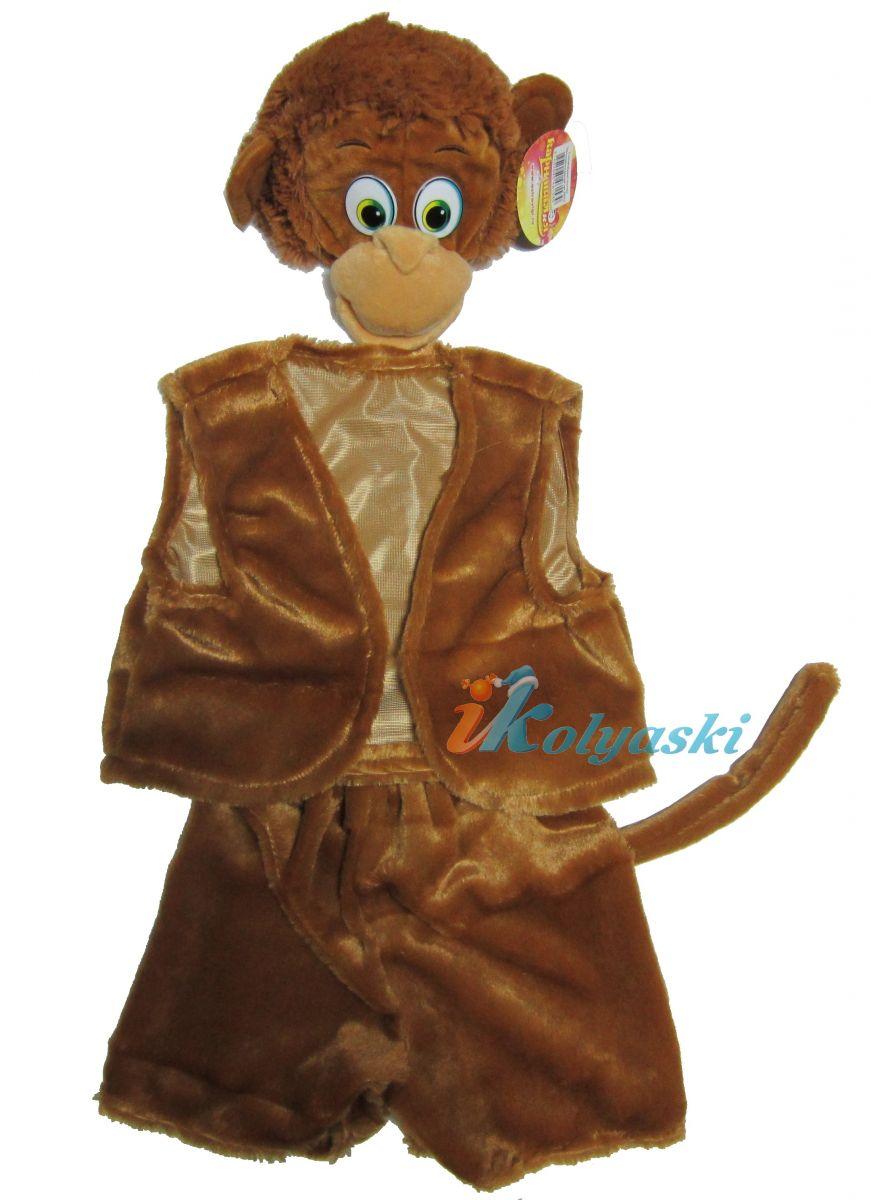 Костюм обезьяны детский, костюм обезьянки для мальчика ... - photo#29