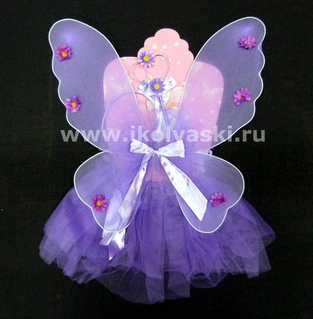 Бабочка своими руками ангел 91