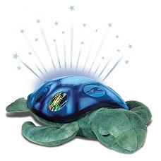 Игрушка, светильник, ночник, Twilight Sea Turtle, Звёздная морская Черепашка,  Черепаха, фирма CloudB, КлаудБи, США, детские товары, аксессуары для сна, для интерьера детской комнаты, детский ночник, светильник, проектор