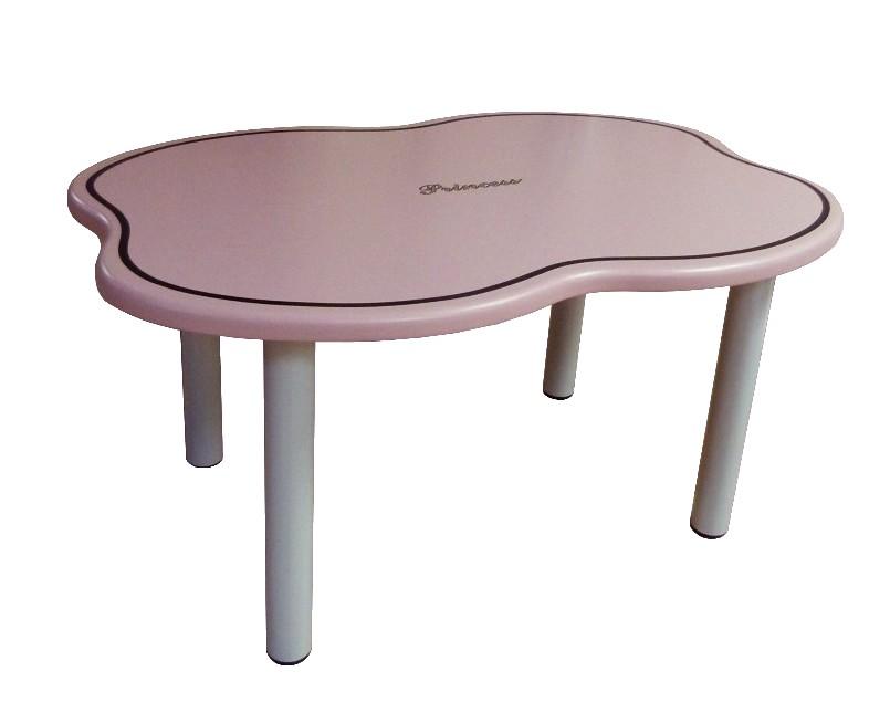 Столик малый, серия Любимая Принцесса, материал МДФ
