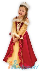 Красное платье или костюмов