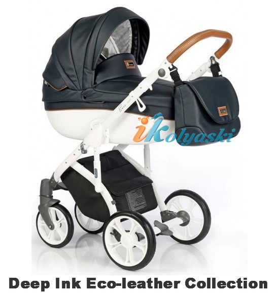 Roan Bass Soft LE Eco-Leather Collection цвет Deep Ink