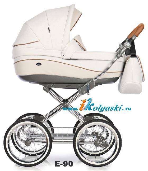 Детская коляска для новорожденных Roan Emma Chrome 2 в 1, Роан Эмма Хром на хромированной раме и 12 дюймовых надувных колесах. Детская коляска для новорожденных 3 в 1, Roan Emma Chrome 3 в 1, Роан Эмма Хром 3 в 1, коляски 3 в 1, купить коляску 3 в 1,