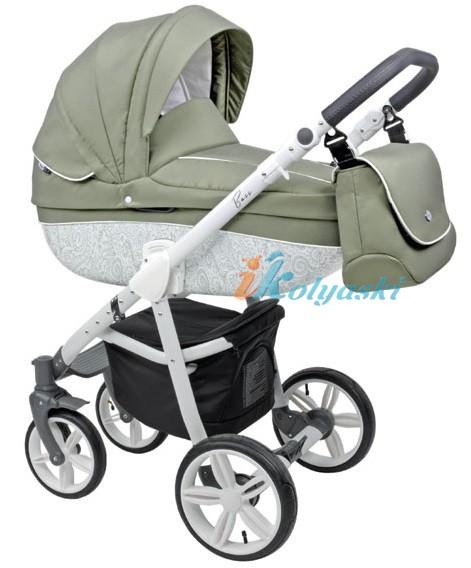 Roan Bass, Детская коляска для новорожденных, на поворотных колесах,  коляска 3 в 1, коялска Roan Bass, коляска Роан Басс, новинки детских колясок, коляска на поворотных колесах купить, куплю коляску для новорожденного, лучшие коляски для новорожденн