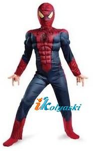 костюм человека паука детский купить
