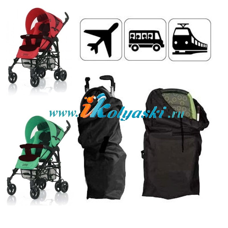 Транспортировочная сумка-чехол подойдет к таким коляскам, как: Baby Care GT4, Inglesina Zippy, Jetem Primo, Peg-Perego Pliko P3, Peg-Perego Si, Happy Baby Nicol (Николь), Baby Hit Rainbow Plus, Baby Hit Drive, Everflow PP-07, Everflow PP-04 Luxe, Leader kids PP-04, Geoby D388, Baby Hit Denim, Capella-321,  Baby Care Discovery, Baby Confort Loola, Casual Play Dada  и др.