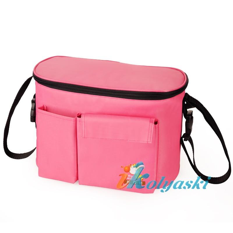 Термо сумка для детской коляски, сумка-холодильник, cooler bag, thermo bag, фирма Ecobaby